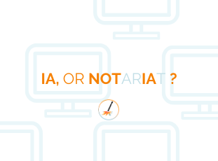 IA ou Not IA pour le notariat ? Notarianne - Management Recrutement notarial - Marianne Genévrier